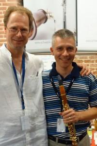 With Jochenom Seggelke