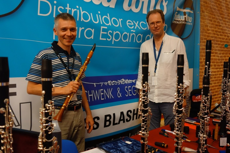 Clarinetfest - Madrid 2015